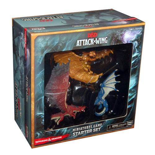Dungeons & Dragons Attack Wing (DDAW) Starter