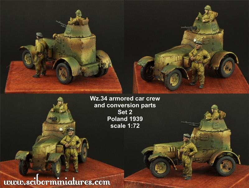 1:72 Polish Wz.34 Crew Set2
