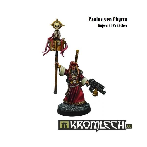 Paulus von Phyrra, Imperial Preacher