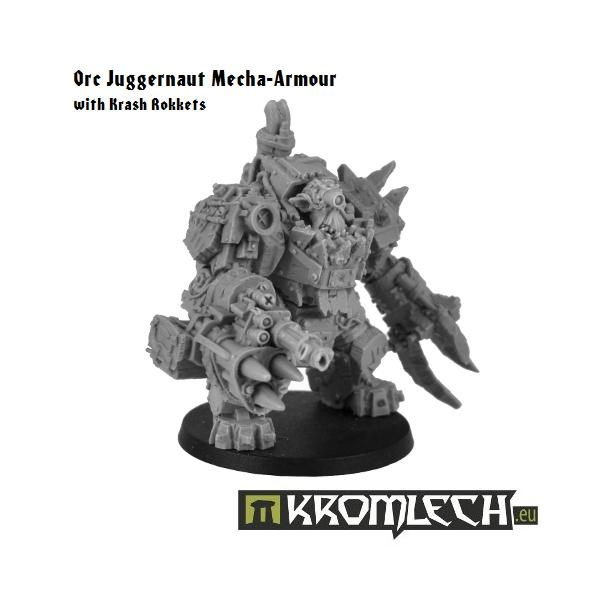 Orc Juggernaut with Krush Rokkets