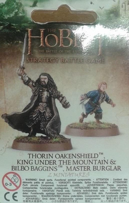 Thorin Oakenshield & Bilbo Baggins