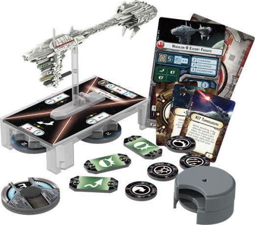 Star Wars Armada: Nebulon-B Frigate