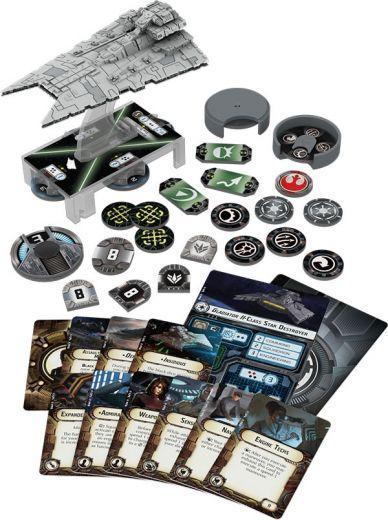 Star Wars Armada: Gladiator-Class Star Destroyer Expansion Pack