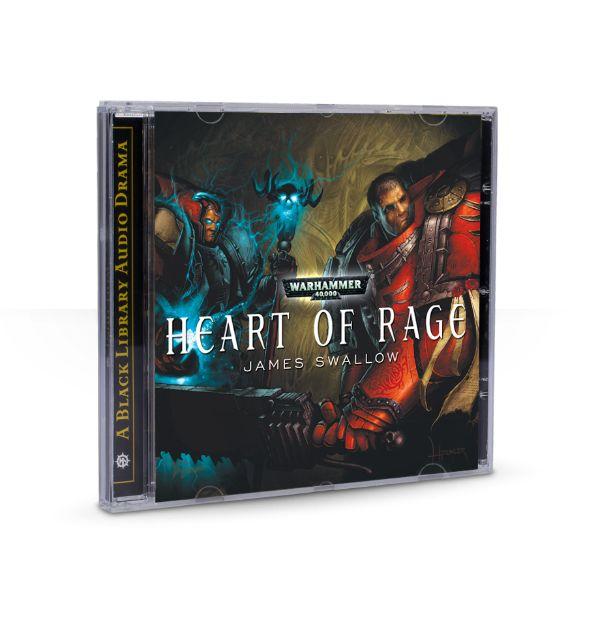 Heart Of Rage (Audiobook)