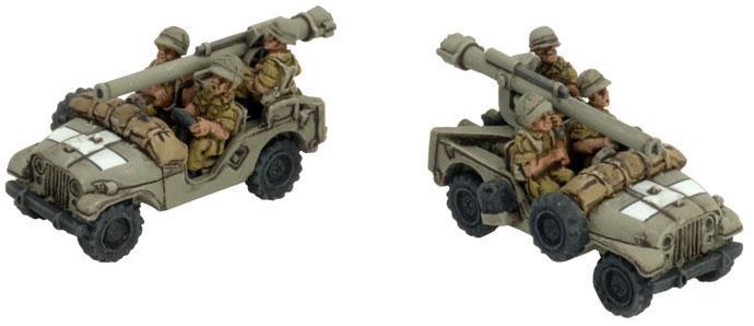 Anti-tank Jeep