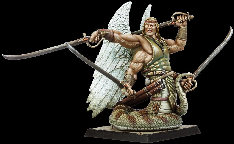 Morphius, Gorgon Lord