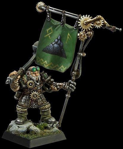 Erec One-Arm, Dwarf of C�rn Corm