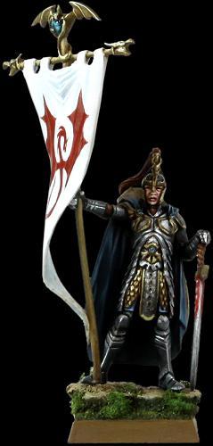 Alassar, Bearer of the Dragon Standard