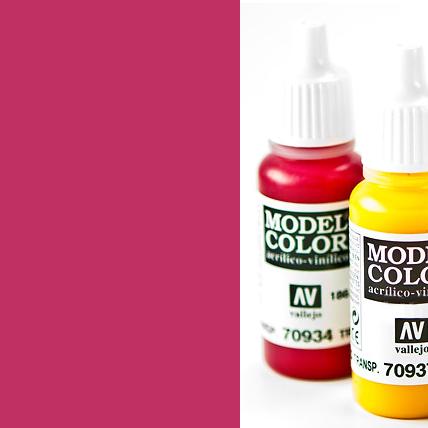 Model Color 802 - Sunset Red