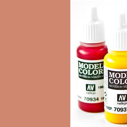 Model Color 803 - Brown Rose