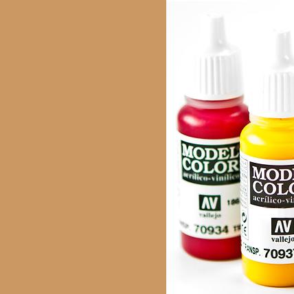 Model Color 804 - Beige Red