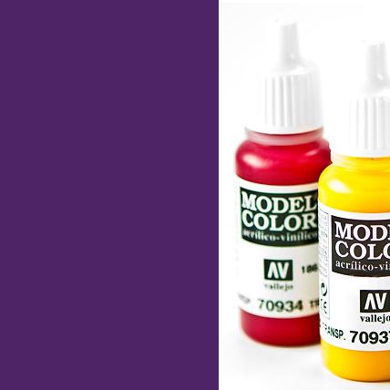 Model Color 810 - Royal Purple