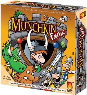 Munchkin Panic (Castle Panic Munchkin)