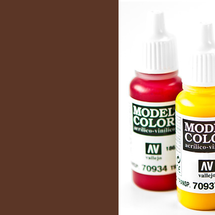 Model Color 822 - German Cam Black Brown