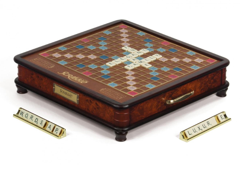 Scrabble Luxury Edition