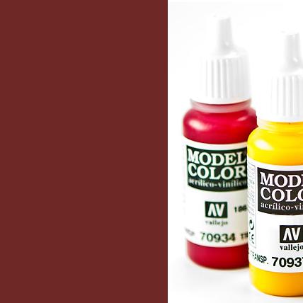 Model Color 826 - German Cam Medium Brown