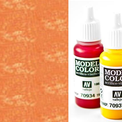 Model Color 831 - Tan Glaze
