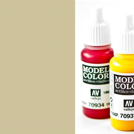 Model Color 837 - Pale Sand