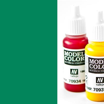 Model Color 838 - Emerald