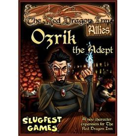 Ozrik the Adept: The Red Dragon Inn