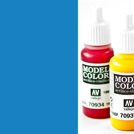 Model Color 841 - Andrea Blue