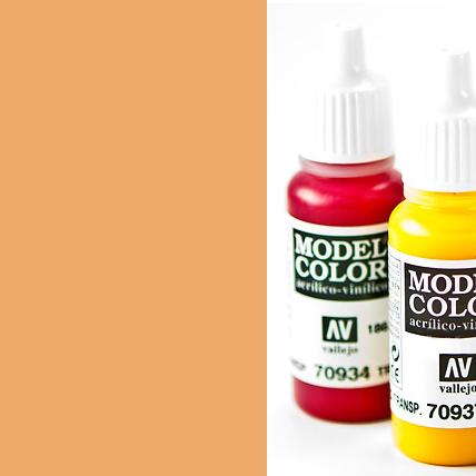 Model Color 845 - Sunny Skin Tone