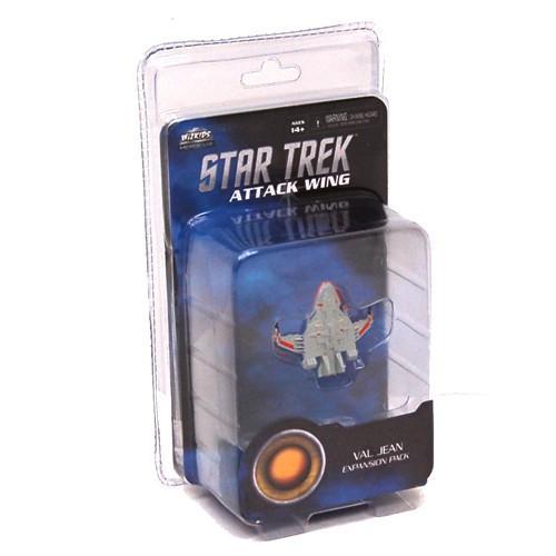 Independent Val Jean Star Trek Attack Wing (Wave 8)