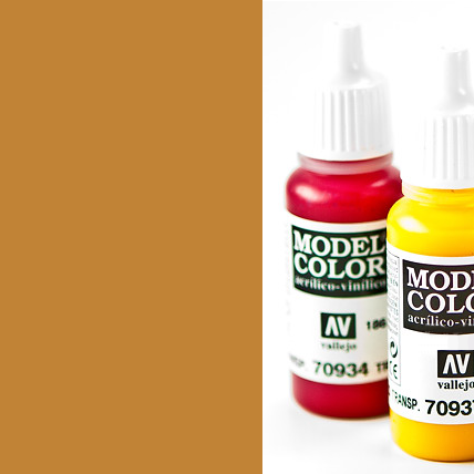 Model Color 860 - Medium Fleshtone
