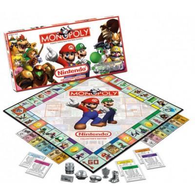 Nintendo Monopoly - Winning Moves