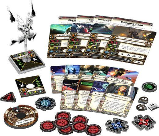 Star Wars X-Wing: StarViper Expansion Pack