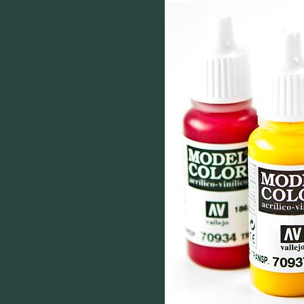 Model Color 868 - Dark Sea Green