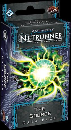 Android Netrunner: The Source Data Pack