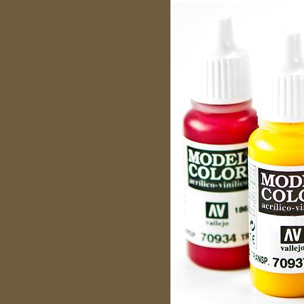 Model Color 873 - US Field Drab