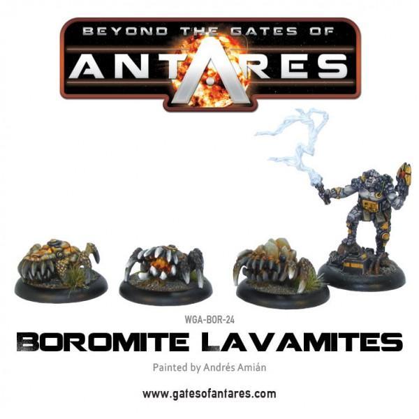 Boromite Lava Mites