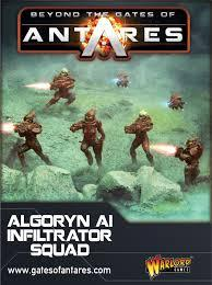 Algoryn AI Infiltration Squad