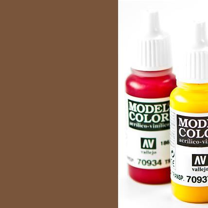 Model Color 875 - Beige Brown