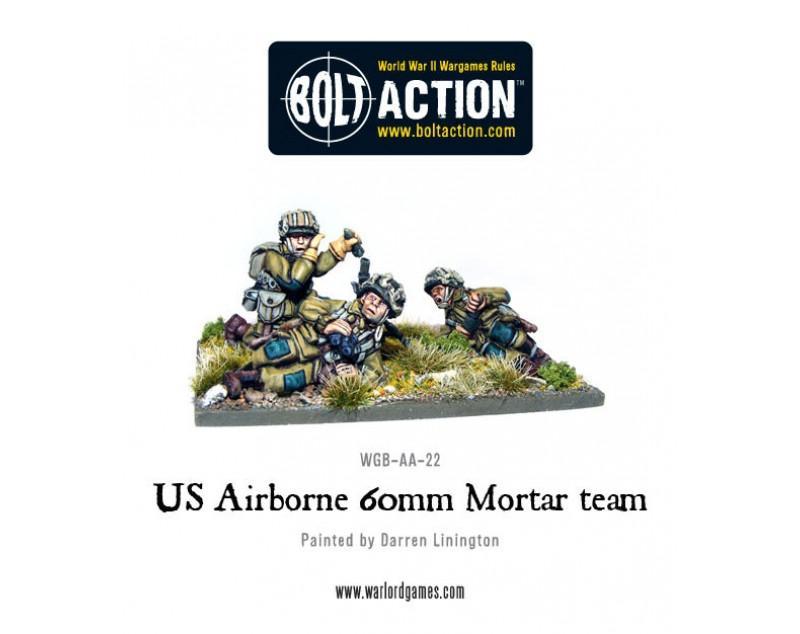 US Airborne 75mm Pack Howitzer & Crew