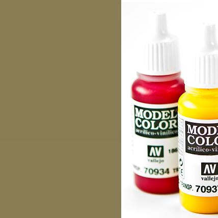Model Color 886 - Green Grey