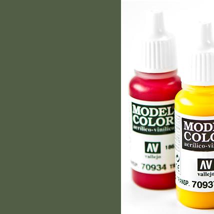 Model Color 887 - Brown Violet