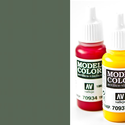 Model Color 893 - US Dark Green