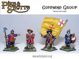 Pike & Shotte Command (4)