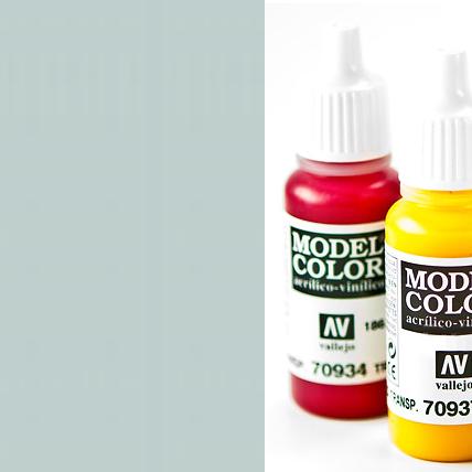 Model Color 907 - Pale Greyblue
