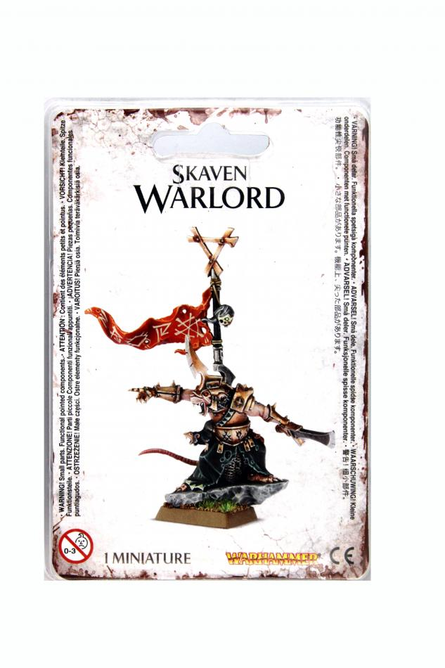 Skaven Clawlord