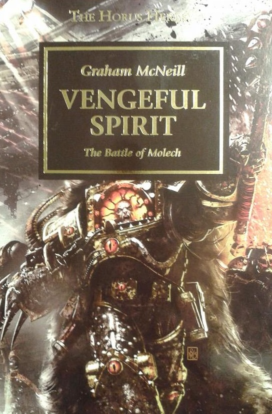 Horus Heresy: Vengeful Spirit