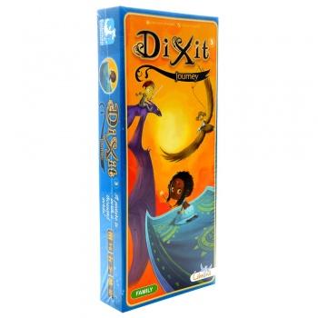 Dixit Exp 3: Journey