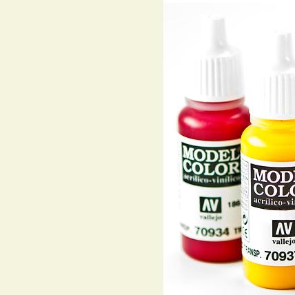 Model Color 918 - Ivory
