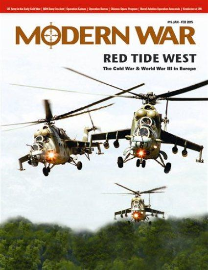 Modern War #15 Red Tide West