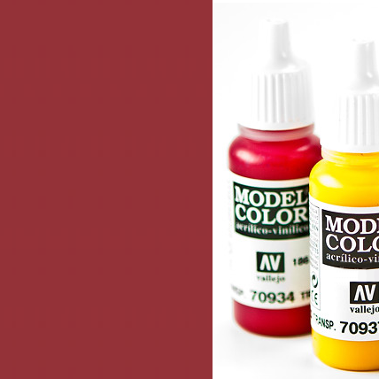 Model Color 926 - Red