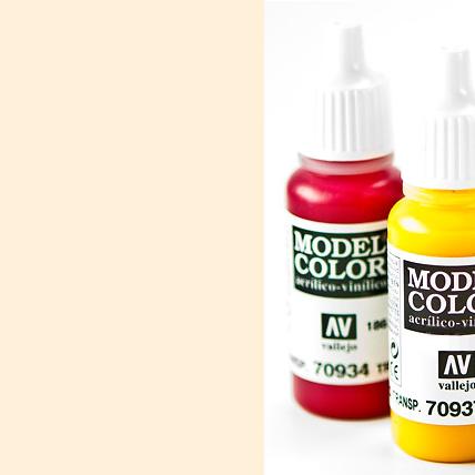 Model Color 928 - Light Flesh