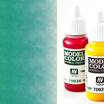 Model Color 936 - Transparent Green